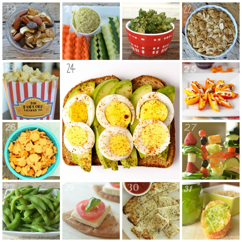 Healthy Non Processed Food Recipes