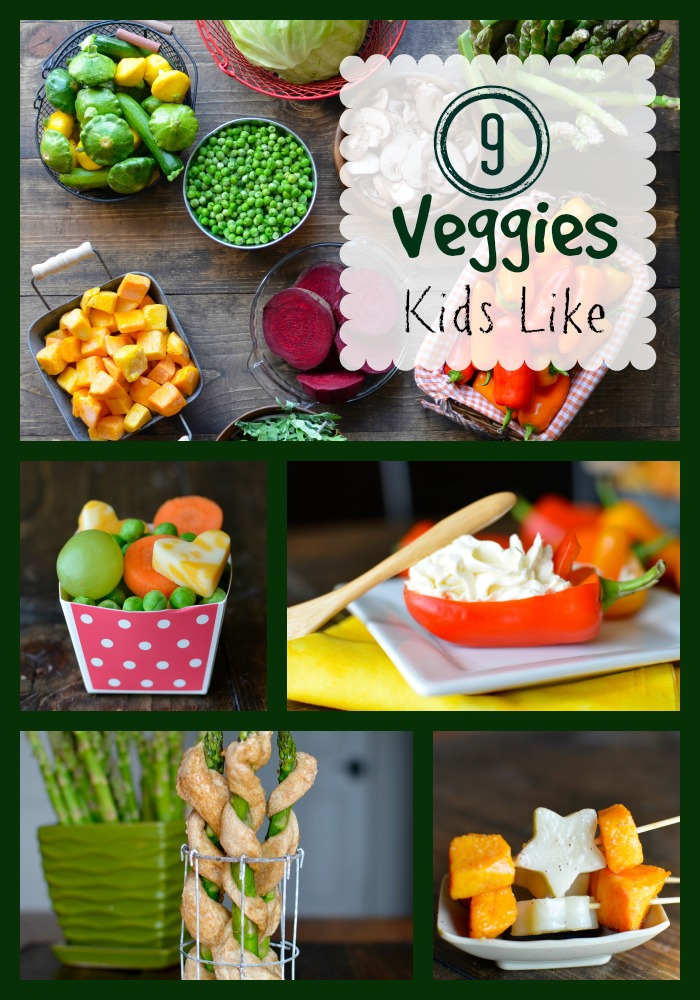 Like: 9 Vegetables Kids Like That Might Surprise You