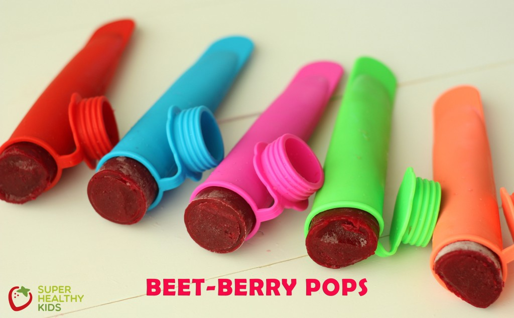 Top 10 Ice Pop Molds for Fruit and Veggie Pops. Delicious Beet Berry Pops!