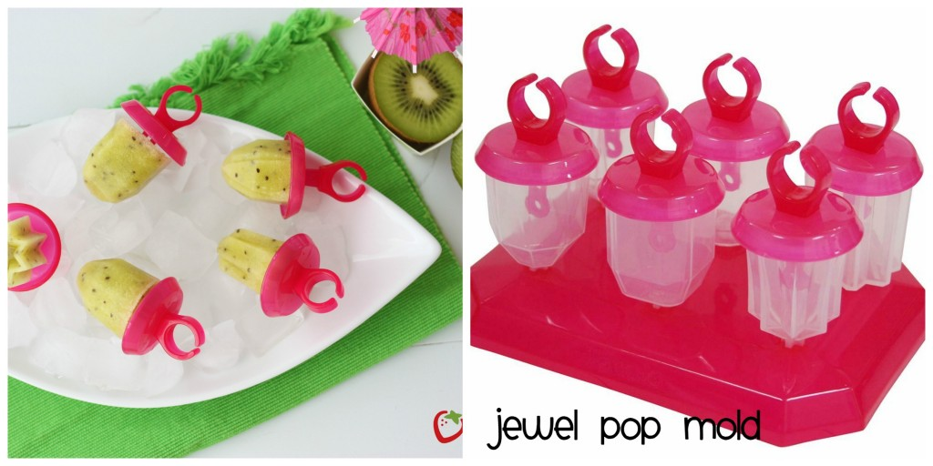 Top 10 Ice Pop Molds for Fruit and Veggie Pops. Jewel Pop Mold