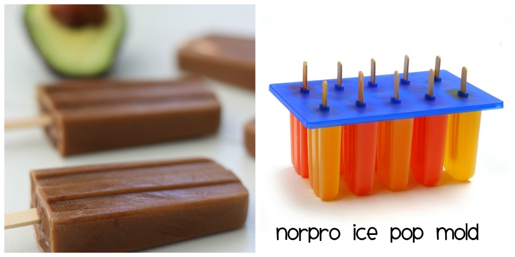 Top 10 Ice Pop Molds for Fruit and Veggie Pops. Norpro Ice Pop Mold Collage