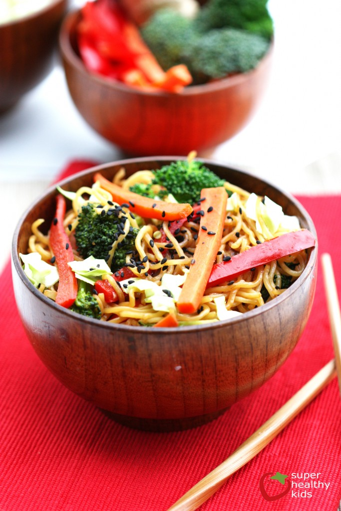 One pot veggie yakisoba recipe forumfinder Choice Image
