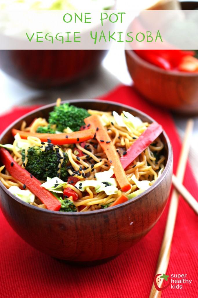 One pot veggie yakisoba recipe forumfinder Choice Image