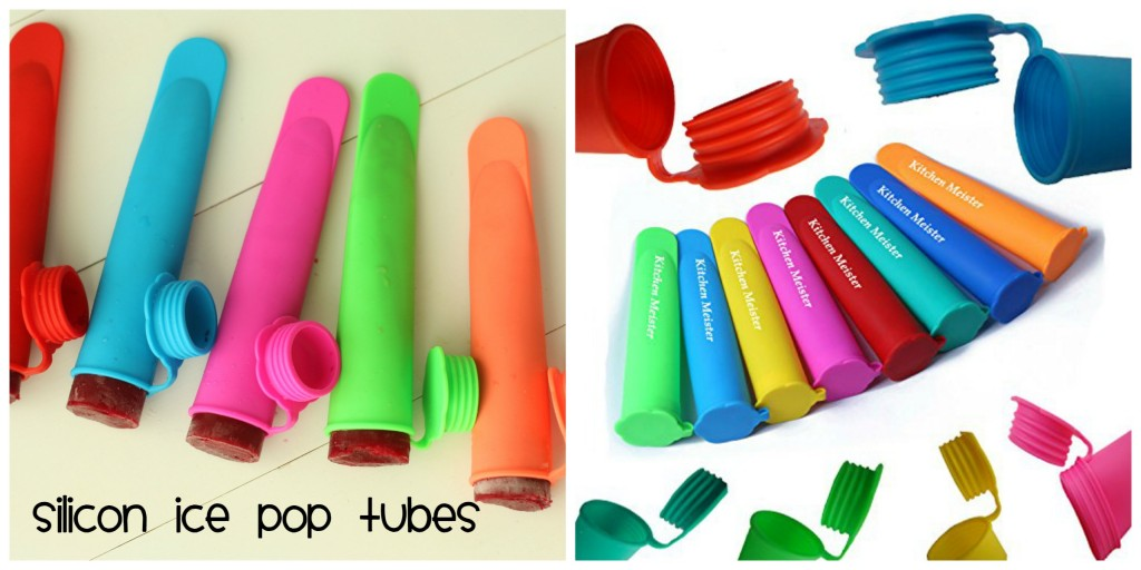 Top 10 Ice Pop Molds for Fruit and Veggie Pops. Silicone Ice Pop Tubes