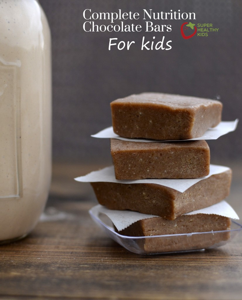 Complete Nutrition Chocolate Bars For Kids Healthy Ideas