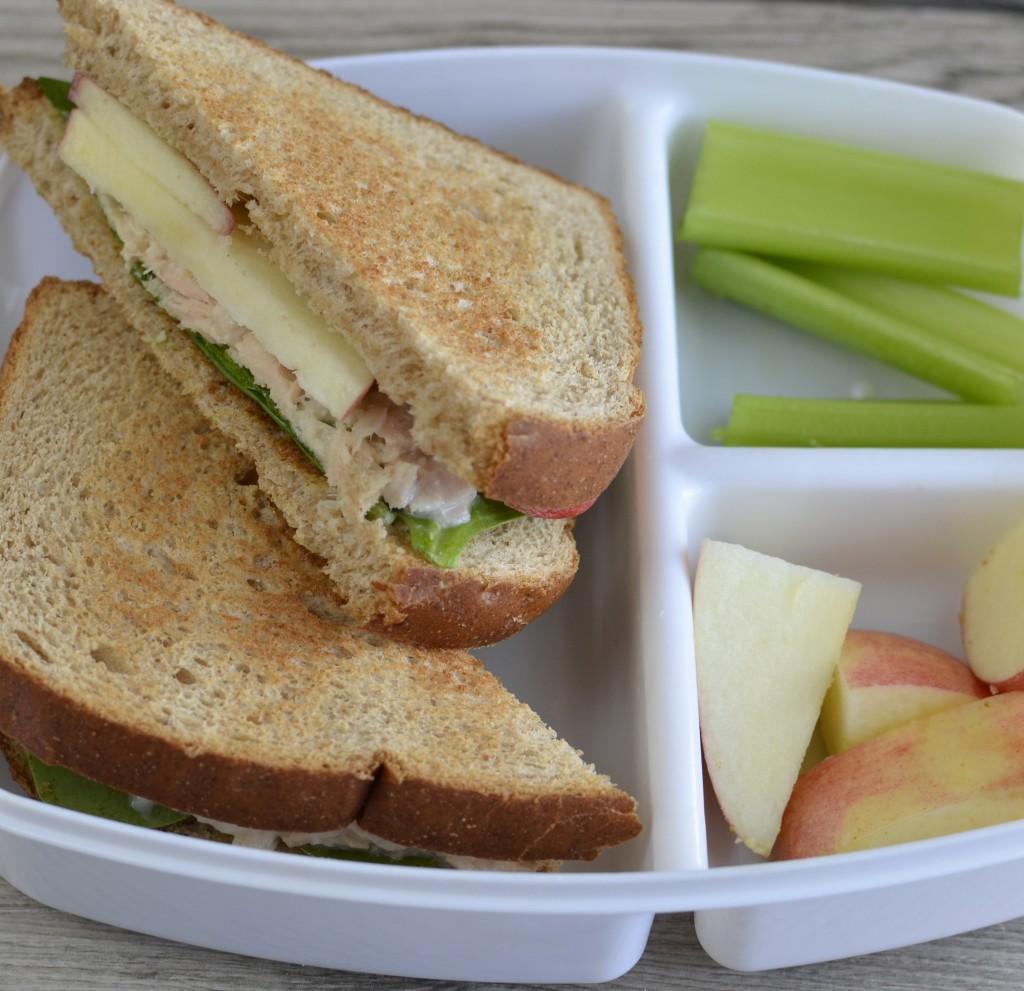 Tuna Fish Sandwich For Kids