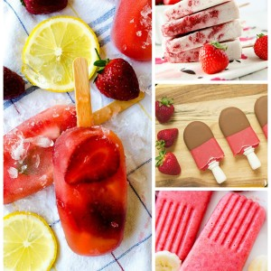 Top 15 Healthy Strawberry Popsicle Recipes