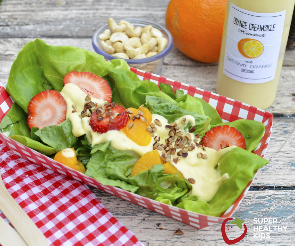 orange creamsicle homemade dressing u0026 dip healthy ideas for kids