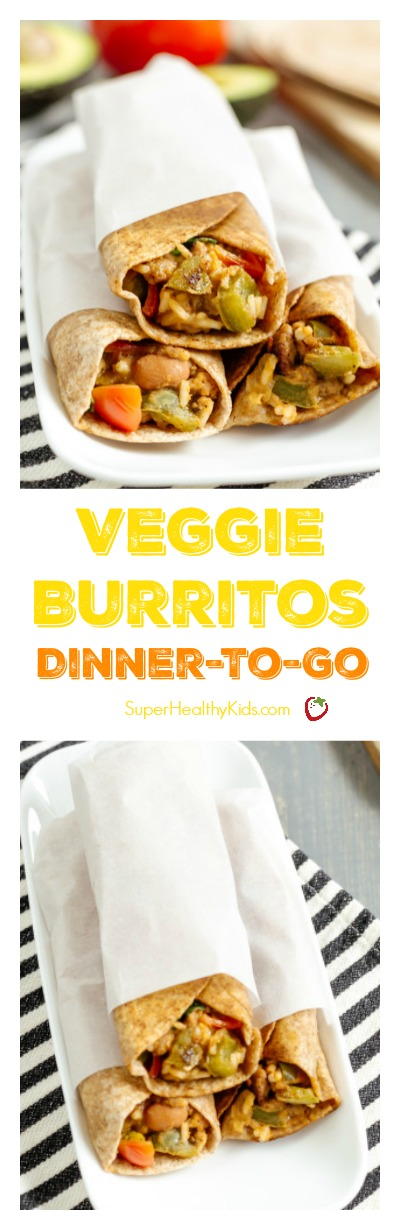 Veggie burritos dinner to go healthy ideas for kids veggie burritos dinner to go burrito recipe for a dinner idea when forumfinder