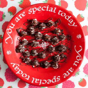 Dark Chocolate Peppermint Bites Recipe