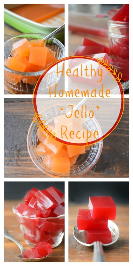 Healthy Homemade 'Jello' Recipe