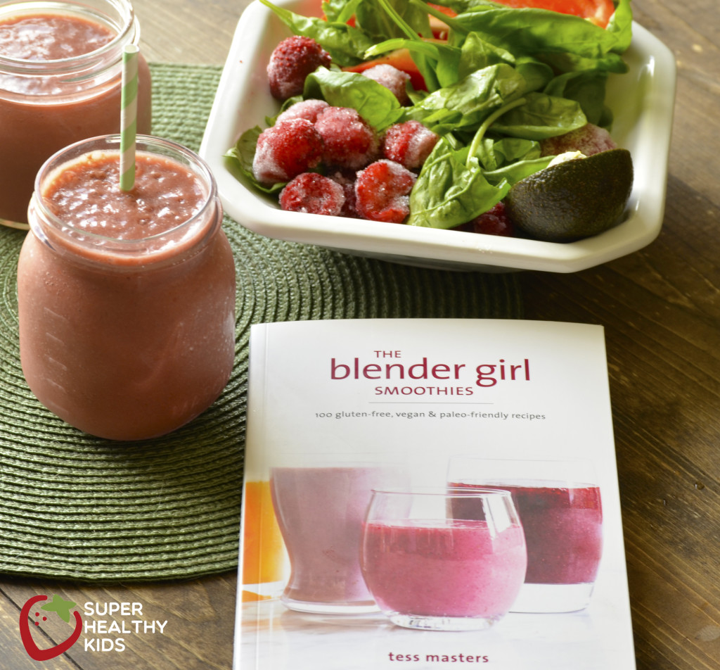 Pomegranate Slam It Smoothie Recipe. Delicious and kid-friendly. You will be surprised with how nutritious it is!