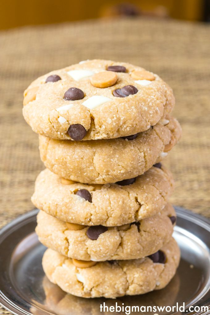 No Bake Cookies With Chocolate Chips Peanut Butter Oatmeal