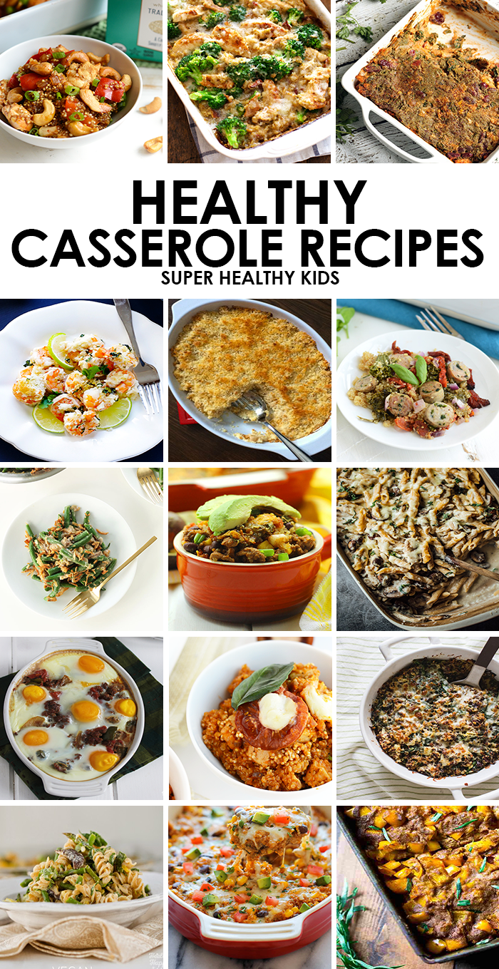 15 Kid Friendly Healthy Casserole Recipes. Looking For An Easy To Prep  Dinner