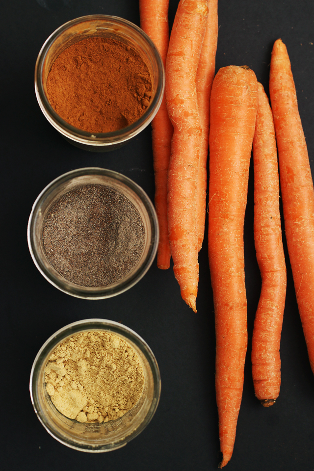 Spice roasted carrots healthy ideas for kids - Quince recipes for babies a healthy fall ...