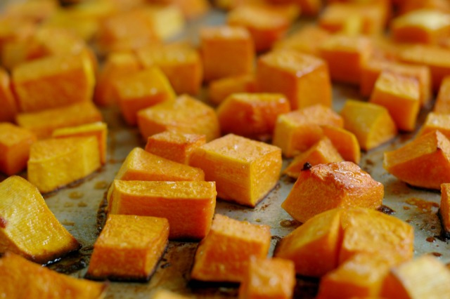 Honey Roasted Butternut Squash. Sweet & buttery, this vitamin and mineral rich honey roasted butternut squash is the perfect kid friendly side dish for any meal!