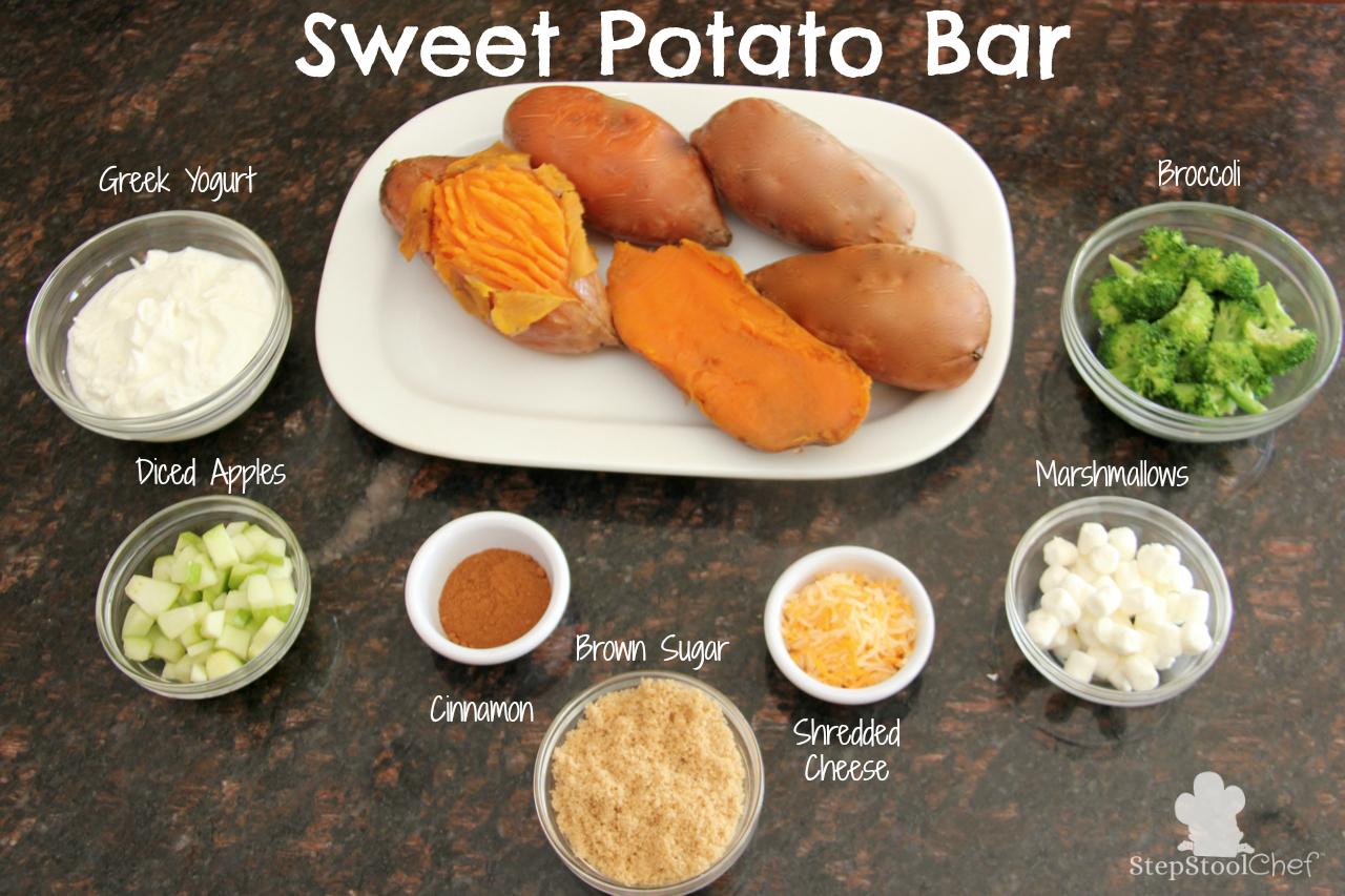 Sweet Potato Bar | Healthy Ideas for Kids