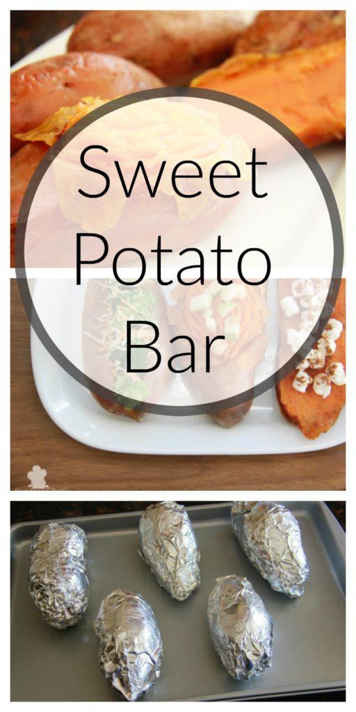 Sweet Potato Bar