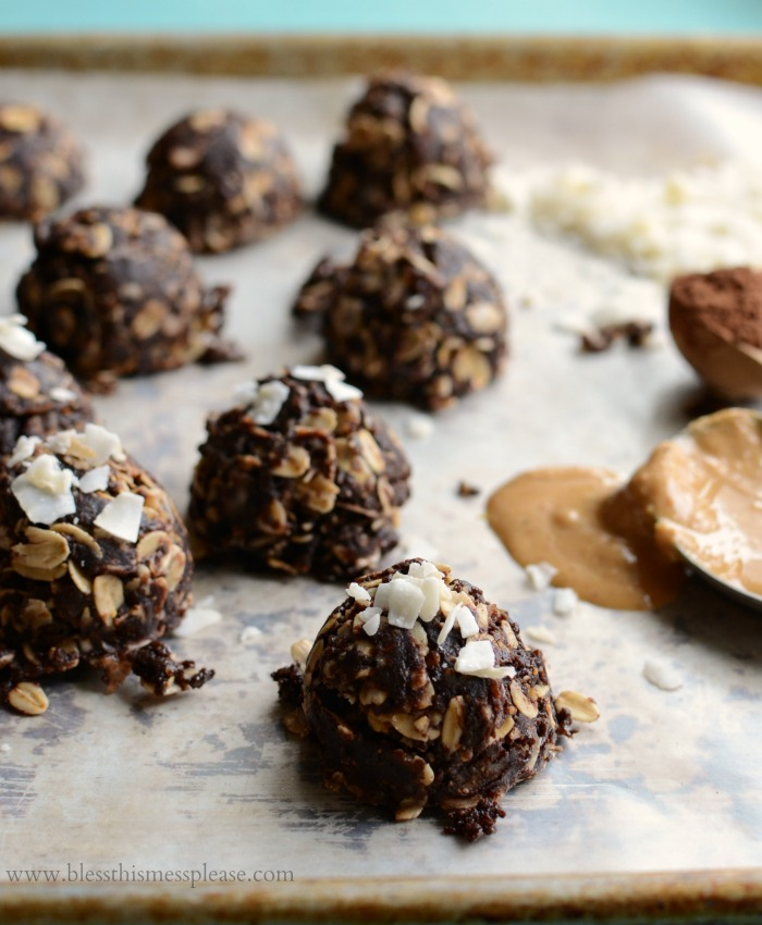 10 Amazing Healthy No Bake Cookies Kind Of Like Eating Cookie Dough But Better Because