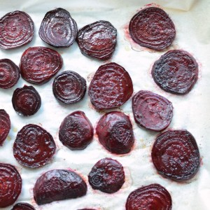 Simple Roasted Beets