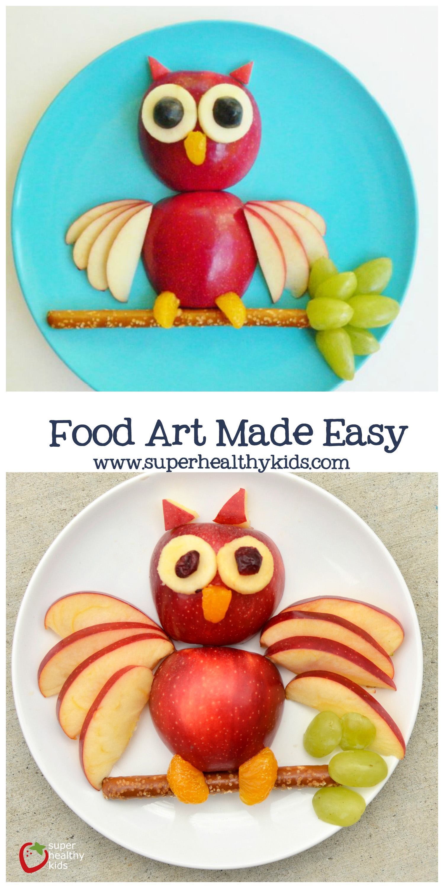 Food art made easy healthy ideas for kids food art made easy the easy way to create fun food forumfinder Image collections