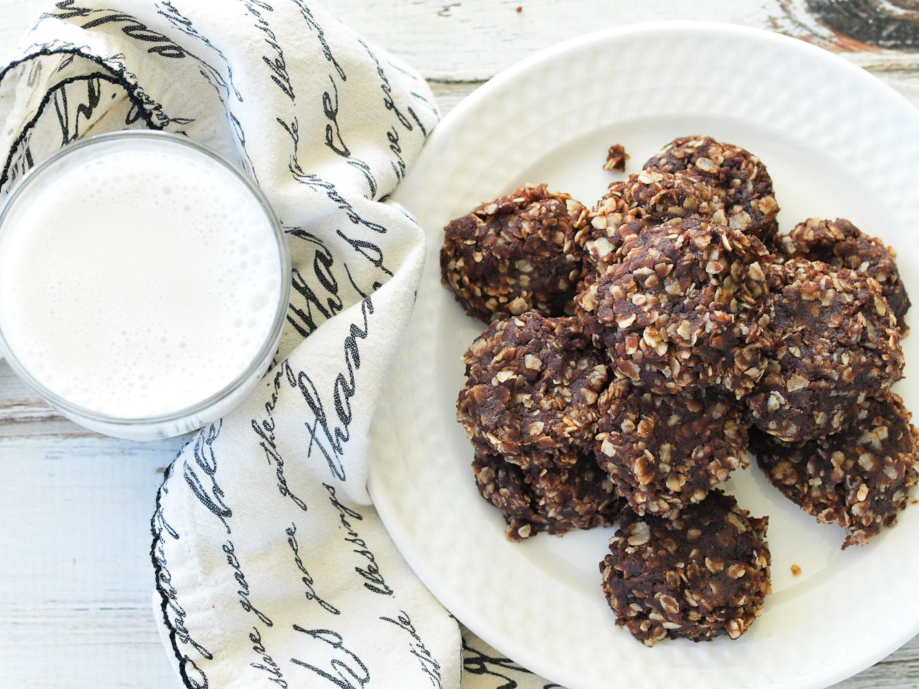 healthy no bake chocolate cookies healthy ideas for kids