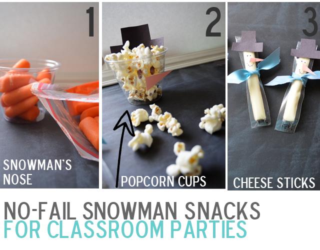 Classroom Snack Ideas : No fail healthy holiday classroom snacks ideas