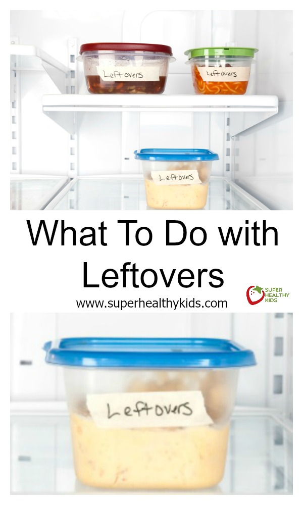 What To Do with Leftovers. Ever wondered how long you should store things? How long can they be left out? This is your guide for all things leftovers!