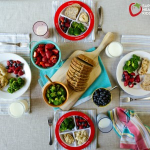 End Dinnertime Struggle with These 2 Simple Strategies