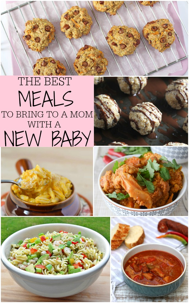 Best meals to bring to a mom with a new baby healthy ideas for kids the best meals to bring to a mom with a new baby superhealthykids forumfinder Choice Image