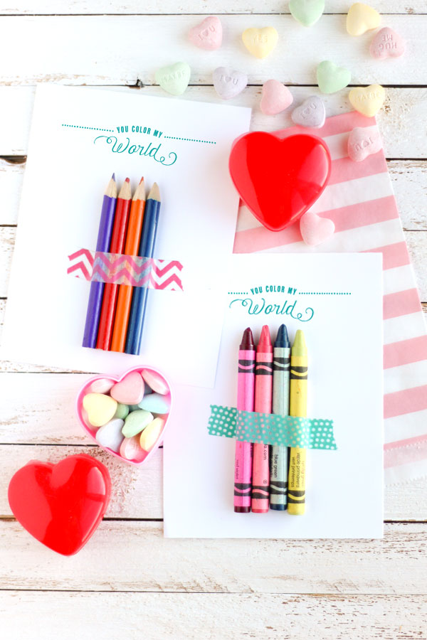 12 fun kid friendly candy free valentine ideas sick of all the candy that surrounds