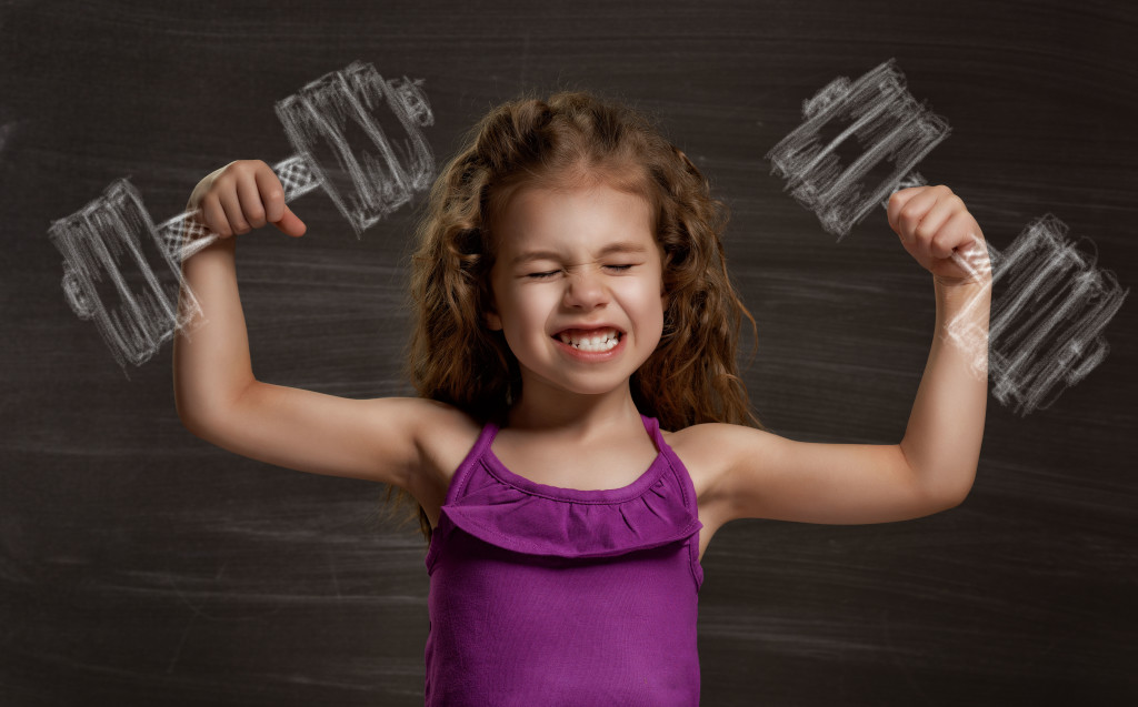 ideas for christmas pictures of toddlers - Weight Training & Strength Training for Kids