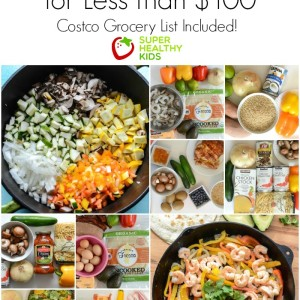 10 Simple Healthy Kid-Approved Meals from Costco for Less than $100