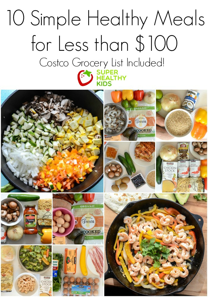 10 Simple Healthy Kid-Approved Meals From Costco For Less