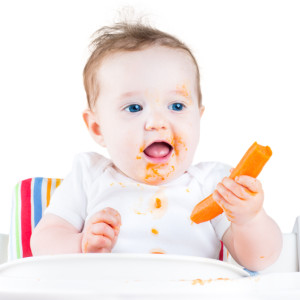 Baby-Led Weaning: Top 5 Tips For Success