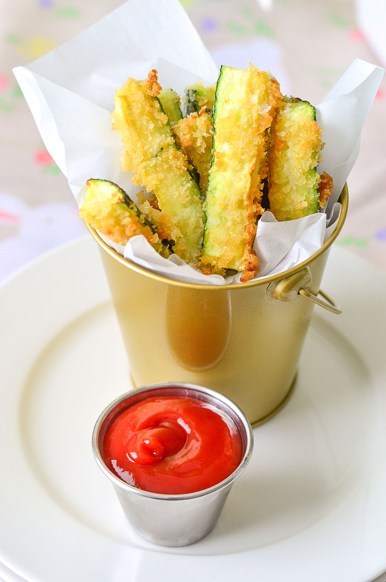 Quick And Easy Zucchini Fries Recipe Healthy Ideas For Kids