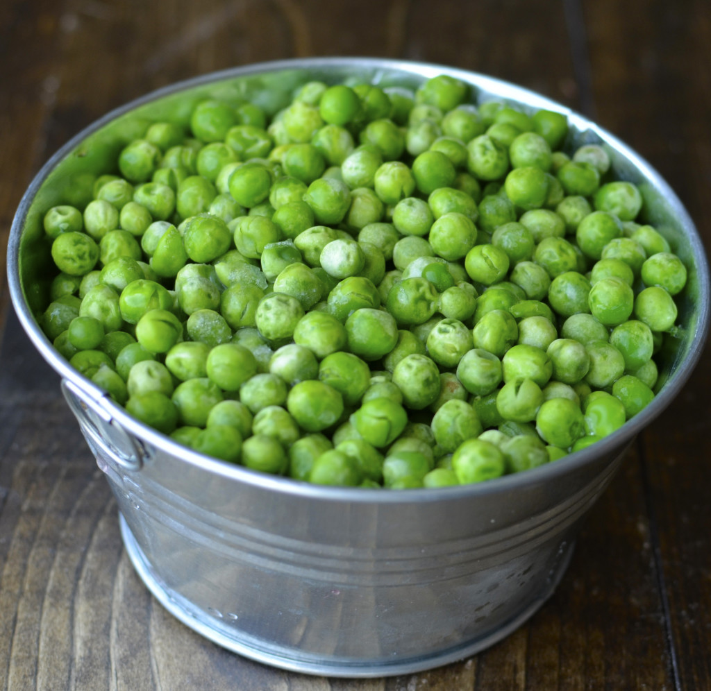Baby Food Recipes With Green Peas