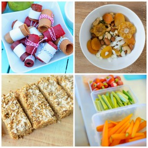 Kid Approved Healthy Hiking Snacks
