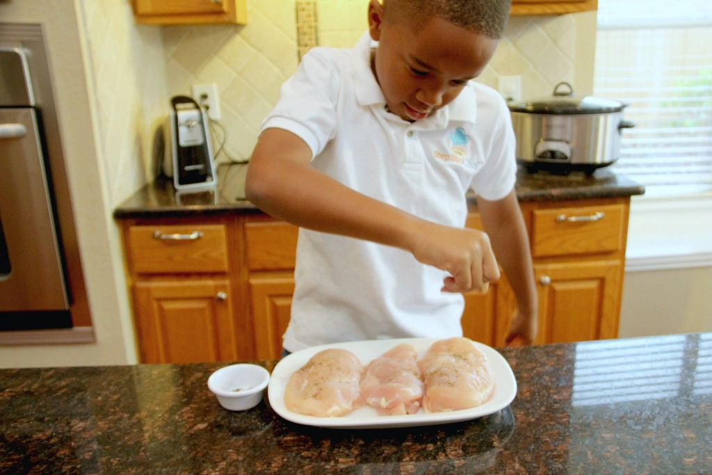 Delicious fresh meal that is so easy your kids can make it for you! www.superhealthykids.com