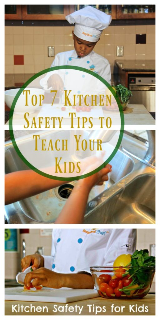 Top 7 Kitchen Safety Tips To Teach Your Kids Healthy