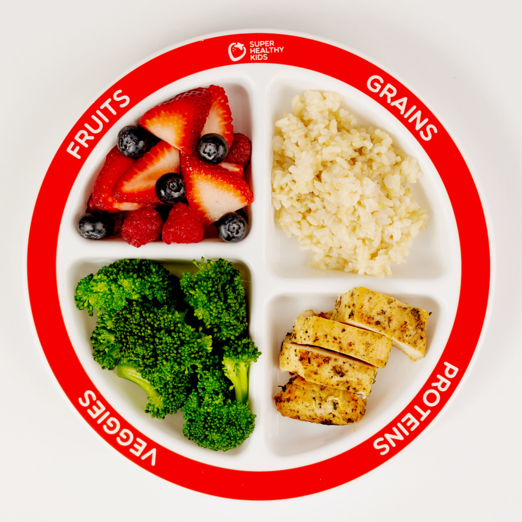 MyPlate and the Update on Grains | Healthy Ideas for Kids