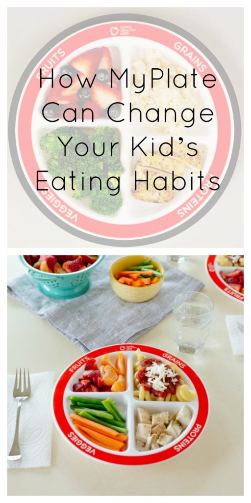 How MyPlate Can Change Your Kid's Eating Habits