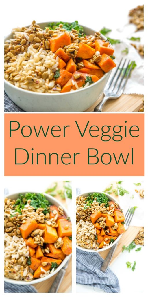 Power veggie dinner bowl healthy ideas for kids whatever fits your familys taste forumfinder Choice Image