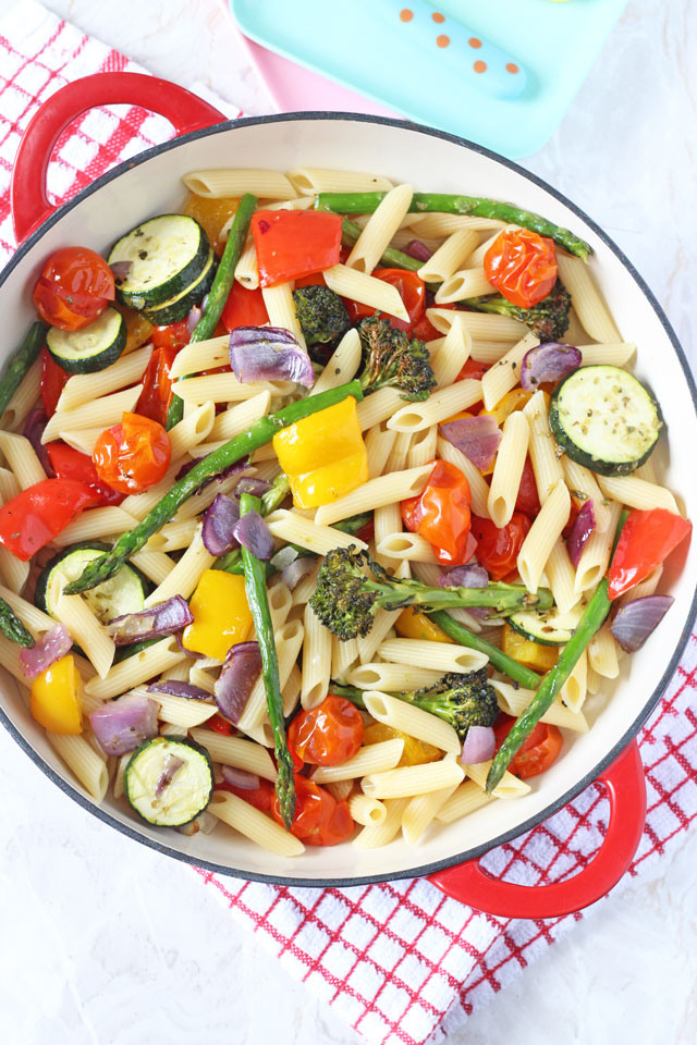 healthy pasta dishes roasted vegetable pasta salad healthy ideas for 10813