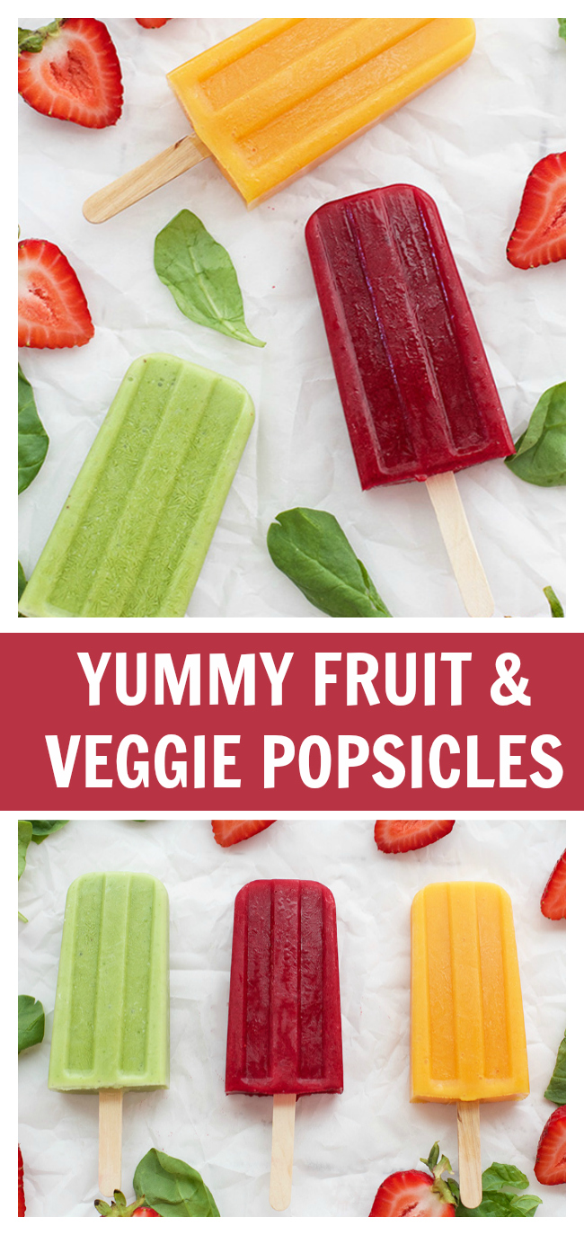 3 Fruit And Veggie Popsicles Healthy Ideas For Kids