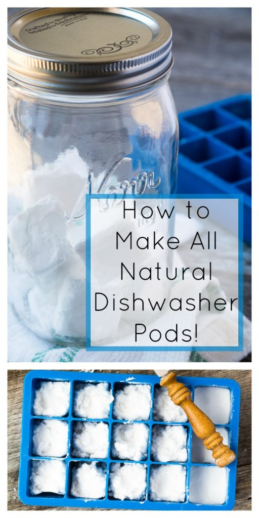 How to Make All Natural Dishwasher Pods!