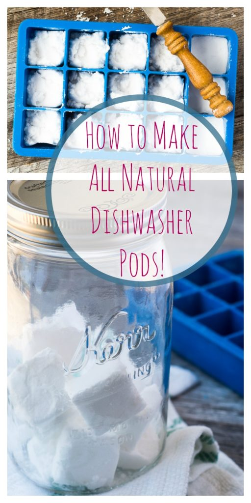 How to Make All Natural Dishwasher Pods! | Healthy Ideas