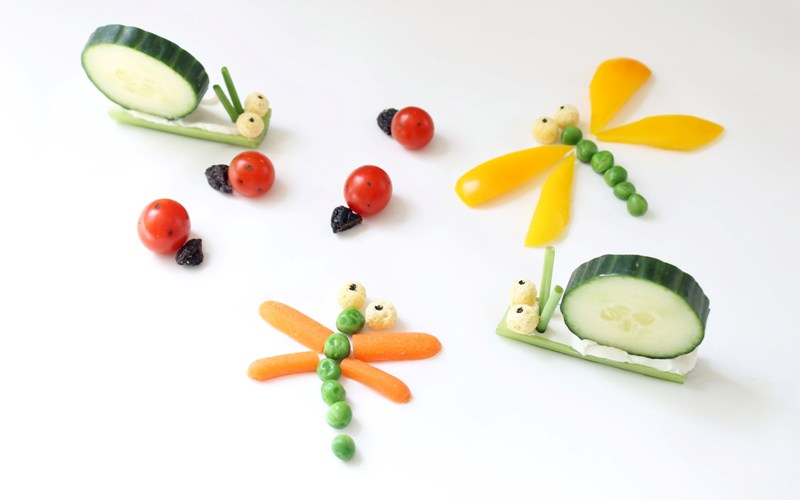 13 Veggie Snacks Your Child Can T Resist Healthy Ideas