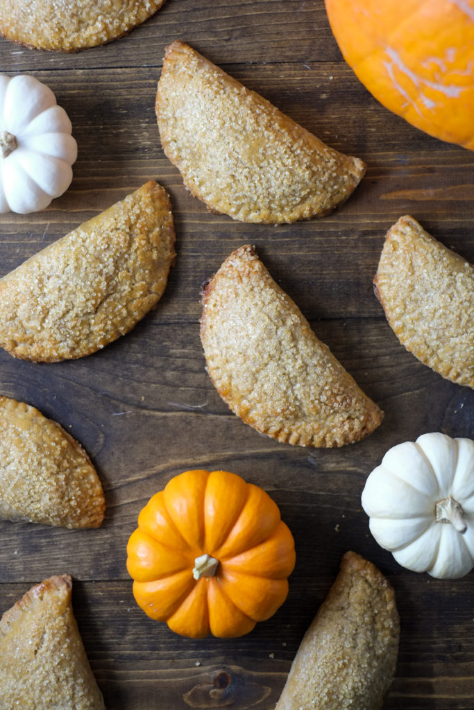 Harry Potter Inspired Pumpkin Pasties Recipe