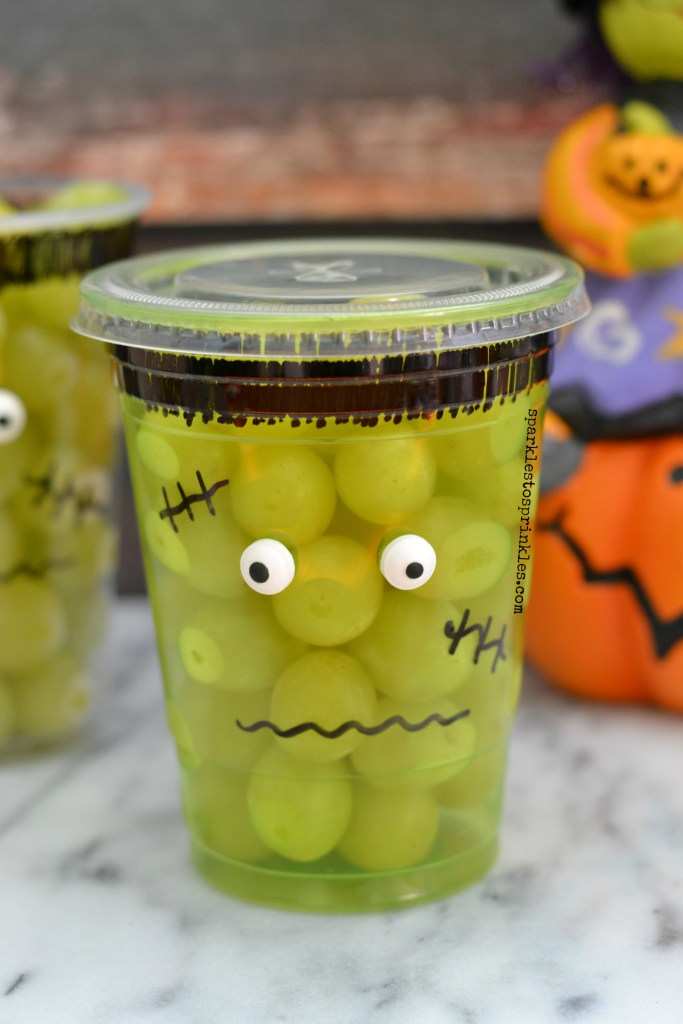 30 healthy Halloween treats for home, parties, or for trick-or ...